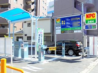 日本パーキング株式会社の駐車場経営イメージ