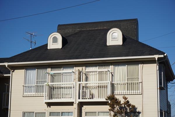 30坪の賃貸併用住宅を建てる工夫4選 アパート外観