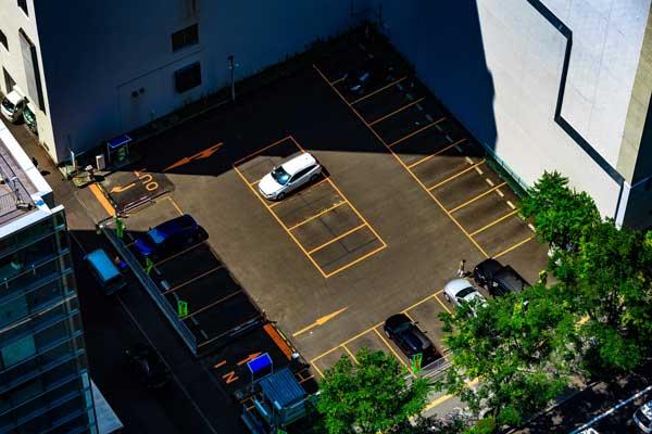 土地購入で駐車場を始めた場合の経費 建物と駐車場