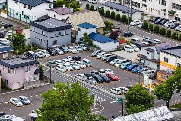 「儲かる駐車場」にする5つの策!後悔する前に知るべき知識